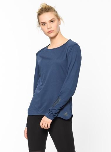 Uzun Kollu Tişört-adidas